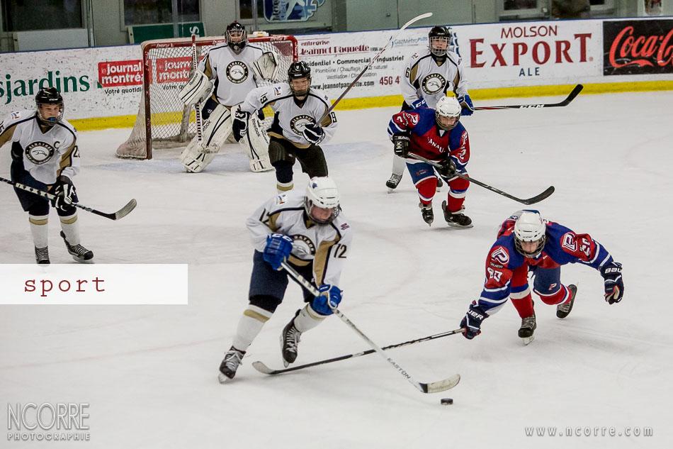 Hockey: Défi Laurentides-Lanaudière 2012, ligues Bantam AA et Bantam AAA.