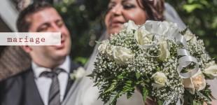 Mariage de Nahed et Abdelhamid. Montréal, le 21 juin 2013.