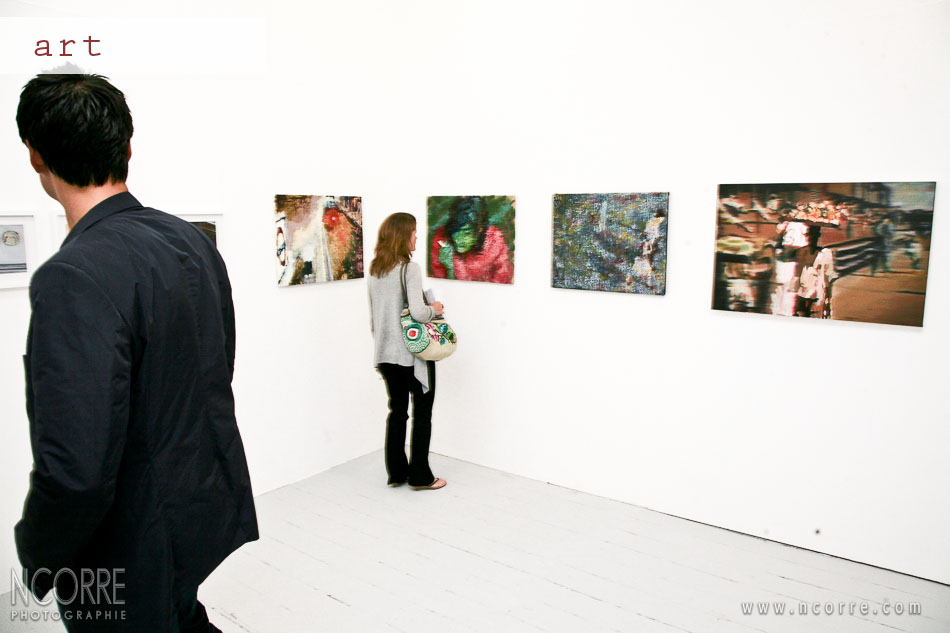 MA Show, September 2010. Commission for City & Guilds of London Art School.