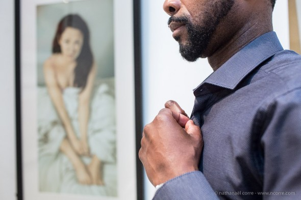 Comptoir de l'Homme 5 à 7, at Galerie 203.